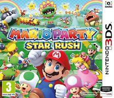 MARIO PARTY STAR RUSH PER NINTENDO 2DS-3DS NUOVO IN VERSIONE UFFICIALE ITALIANA