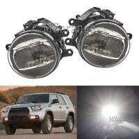 Fog Light Lamp RH Passenger For Nissan Frontier w// Chrome Bumper