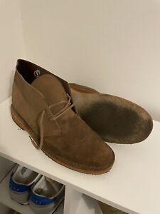Clarks Desert Boots UK 11 Tan