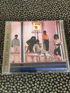 5 Star - Silk & Steel  2010 Remastered Special Deluxe Edition CD Cherry Pop Five