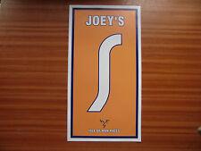 "High Quality Banner Print - Isle of Man TT Corner flags - ""Joey's"""