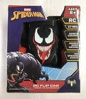 Marvel Spider-Man Venom Vs Spiderman Remote Control RC Flip Car FREE SHIPPING!