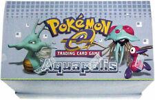 Lotto Carte Singole Pokémon Aquapolis
