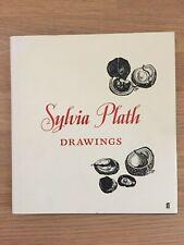 Sylvia Plath: Drawings by Frieda Hughes **Unread 2013 1st Printing**