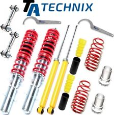 TA-TECHNIX GEWINDE-SPORT-FAHRWERK + KOPPELSTANGEN, PROTECTION-KIT, > VW GOLF 4