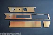 Porsche 911 Dash Trim 1969 - 1973 NEW! With radio cut out