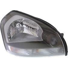 New CAPA Headlight (Passenger Side) for Hyundai Tucson HY2503133C 2005 to 2009