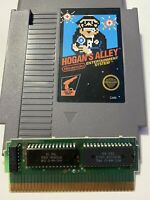 Hogans Alley NES Nintendo Entertainment System Cleaned Tested Authentic