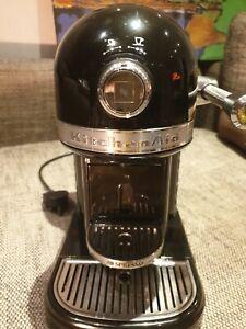 KitchenAid Artisan  Nespresso Coffee Machine - Onyx Black...