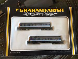 N Gauge Graham Farish Class 101 Dmu Regional Railways Non Runner For Spares