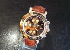 "Orologio  MASERATI  - Neptune -  Chrono Automatic Date  -  90"" -  Vintage Watch"