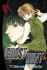 Ghost Hunt volume 3: v. 3, Very Good Condition Book, Ono, Fuyumi, Inada, Shiho,