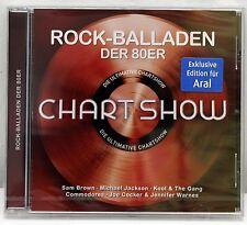 Rock-Balladen Der 80er Die Ultimative Chart Show Michael Jackson DeBarge NEU