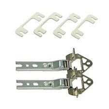 2 x Scharnier Türscharnier Kühlschrank 268698 00268698 wie Bosch Siemens Neff