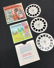 Goldilocks And The Three Bears Vintage Viewmaster Reels