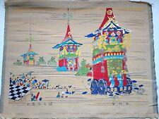 Authentic Tatsumura Obi Kimono Japanese Textile Art Tapestry Silk