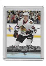 2014-15 UPPER DECK TEUVO TERAVAINEN YOUNG GUNS