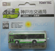 1/150 N scale TOMYTEC The Bus Collection - KOBE HYOGO BUS JB006