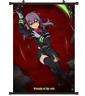 B4371 Owari no Seraph Of The End anime manga Wallscroll Stoffposter 25x35cm