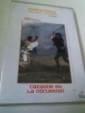 """DVD """"CAZADOR EN LA OSCURIDAD"""" PRECINTADO SEALED HIDEO GOSHA"""