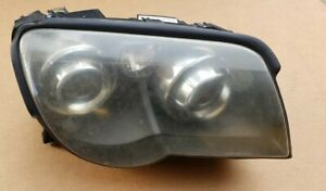 2004 2008 Chrysler Crossfire Passenger RH Halogen HeadLight Assembly A1938200262
