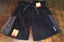 NWT Men's REEBOK Black Basketball Lounge Athletic Shorts Size Medium M