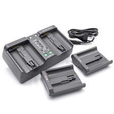 Dual Ladegerät für Canon 1DX, EOS 1DX Mark 2, EOS-1D, EOS-1D Mark 3