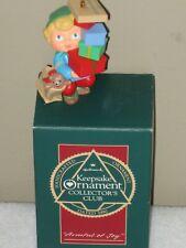 Armful Of Joy Hallmark Keepsake Ornament Collector'S Club 1990