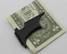 Matte Batman Money Clip badge Magnetic Folding Black With Gift Box – US096