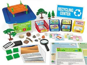 Lakeshore Learning Earth & Environment Theme Box
