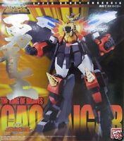 Used Bandai SUPER ROBOT Chogokin Gaogaigar PAINTED