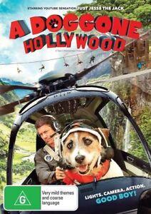 A Doggone Hollywood (DVD, 2017)