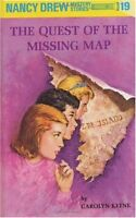 The Quest of the Missing Map (Nancy Drew, Book 19) by Carolyn Keene