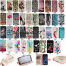 Magnetic Flip Cover Stand Slot Card Wallet Leather Case For Samsung Cellphones