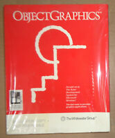 ObjectGraphics, by The Whitewater Group - 1990 - MINT, SEALED - For Actor 3.0