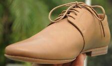 Cristian Dior Mans Leather shoes color Havane size 43 EU /10 to10.5 US MSRP$810