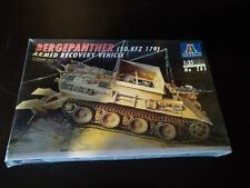 Italeri Bergpanther (SD. KFZ 179) Armed recovery vehicle 1:35 scale NIB no. 285
