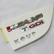 Genuine Trunk Emblem Badge For KIA Forte Koup Cerato Coupe