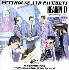 HEAVEN 17 Penthouse And Pavement CD BRAND NEW Bonus Tracks Remastered