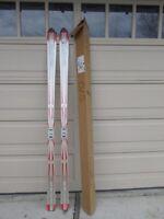 Dynastar Outland Omega Snow Skis Ski 186cm Made in France NOS Sealed New