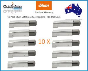 10 x Blum Soft Close Kitchen Door Attachment Mechanism Blumotion Hinge Arm