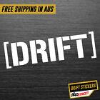 DRIFT JDM CAR STICKER DECAL Drift Turbo Euro Fast Vinyl #0137