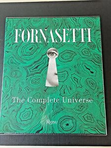 Fornasetti Book THE COMPLETE UNIVERSE  Rizzoli Italy Sealed 2016 updated edition