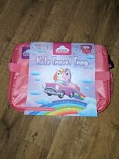 funtasit Kids Travel Tray All-in-One Carry Bag Size 16''