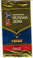 Argentina Version 2018 Panini World Cup Russia Soccer Sticker Pack Coca Cola