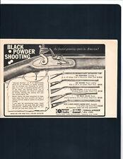 Hopkins & Allen Jamaica,NY Black Powder Shooting  Nice Smaller Vintage Ad G1