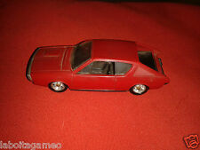 MINIALUXE RENAULT 17 TS VOITURE 1/43 MINIATURE COLLECTOR