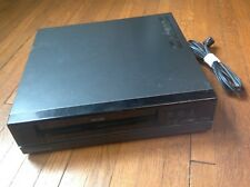 New listing Magnavox Vhs Vcr Model Vr9720A T01 No Remote On Screen Display Tested!