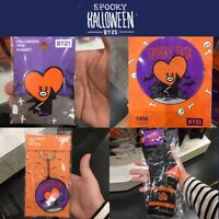 BTS BT21 Official Authentic Goods TATA 4SET Halloween Ver with tracking Number