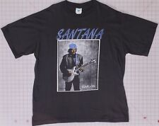 Santana & Jeff Beck Black XL T-Shirt